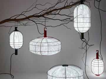5 идей для простых и необычных светильников своими руками