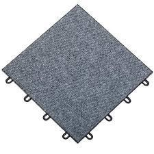 Как правильно установить ковровую плитку