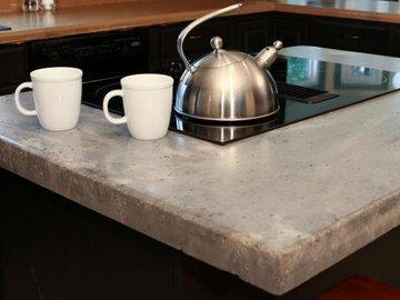 Семь шагов для создания столешницы из бетона своими руками