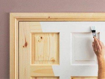Как можно декорировать дверь своими руками