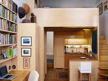 Идеи для дизайна маленьких квартир