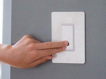 Замена настенного выключателя