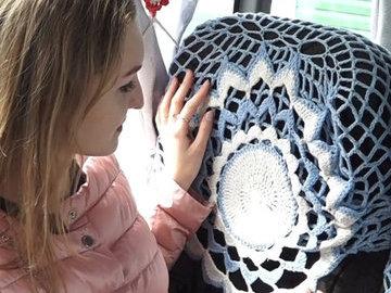 Жительница Бурятии превратила автобус супруга в бабушкину квартиру