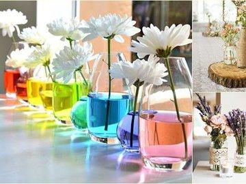 Как использовать цветы для украшения дома