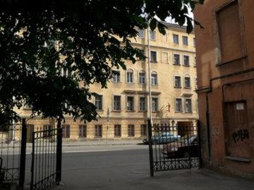 В доме в центре Петербурга найден снаряд времен Второй мировой войны