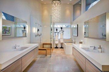 Интерьер белой ванной комнаты: советы по оформлению