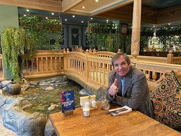 Сын Бари Алибасова подарил отцу дом за 58 млн рублей