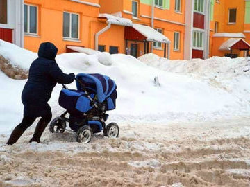 Коммунальщики заплатят пять миллионов рублей за то, что не убрали снег