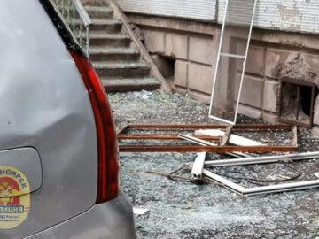 Россиянин устроил взрыв, вылив бензин в мусоропровод жилого дома