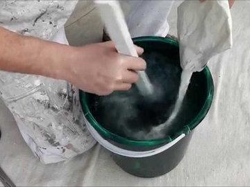 Клейстер: как сделать клей для обоев своими руками