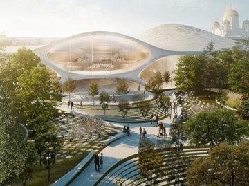 В Екатеринбурге в 2020 году начнется строительство новой филармонии