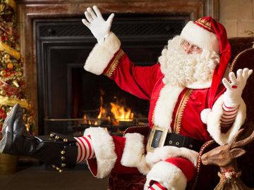 В США арестовали мужчину, который сказал, что Санта-Клауса не существует