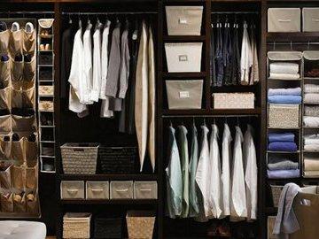 Где и как хранить вещи, когда в квартире мало места