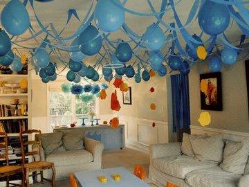 Как украсить квартиру к летней вечеринке: семь лайфхаков