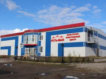 В Усть-Мае после урагана восстановлено здание культурного центра