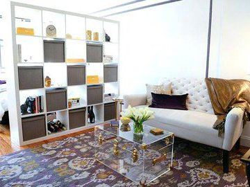 Как сохранить пространство в небольшой квартире - девять идей