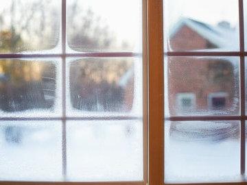 Как скрыть серый пейзаж за окном?