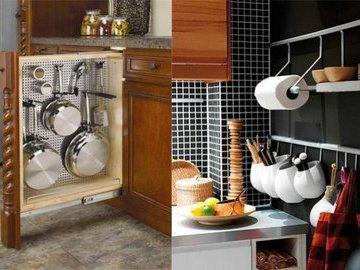 Кухня: полезные советы по оптимизации пространства