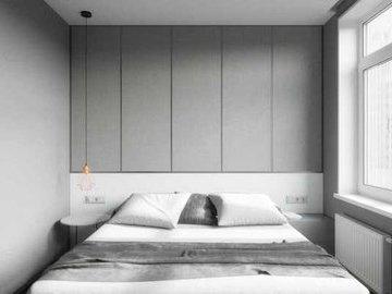 Советы по украшению спальни в стиле минимализма (часть 1)