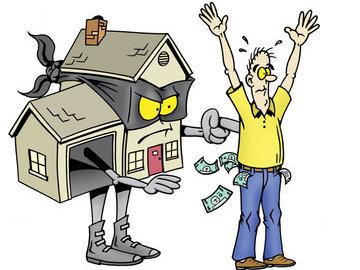 Признаки уязвимости вашего дома для грабителей