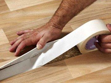 Как замаскировать швы линолеума: пять лайфхаков