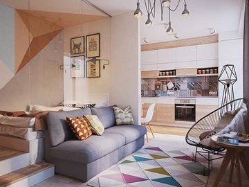 Как сделать маленькую квартиру более просторной