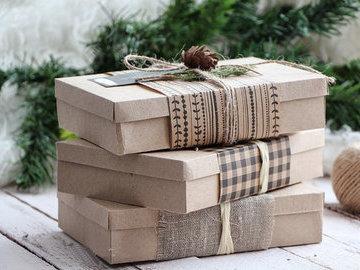 Как оригинально упаковать подарки для близких