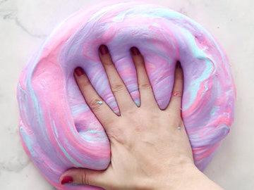 Как сделать жвачку для рук в домашних условиях