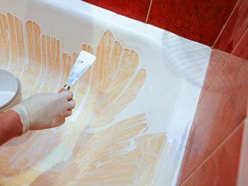 Как вернуть ванне первозданный вид