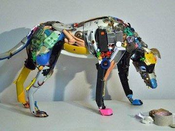 От производственных отходов до предметов искусства