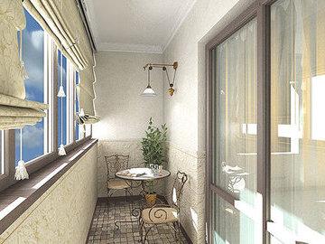 Семь идей по дизайну балкона