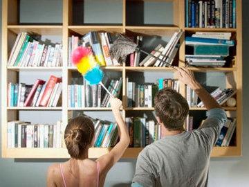 Как быстро навести порядок в квартире? Часть 1