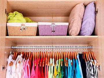 Как быстро навести порядок в квартире? Часть 2