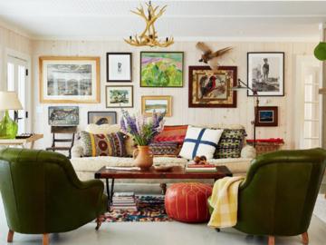 Ваша мебель стоит вдоль стен? Срочно переставьте ее