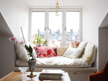 Как создать идеальный уютный уголок для чтения