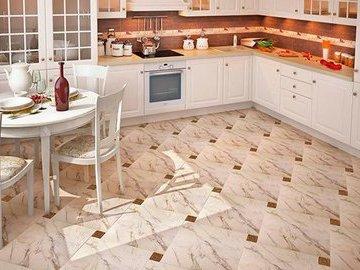 Какое покрытие для кухни выбрать? Самые интересные варианты