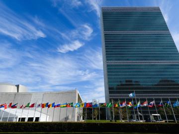 Матвиенко: РФ готова разместить у себя штаб-квартиру ООН