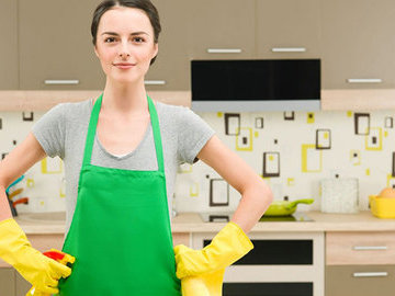 Чистая кухня - залог здоровья