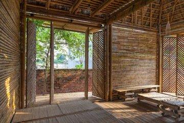 Бамбуковый учебный кабинет