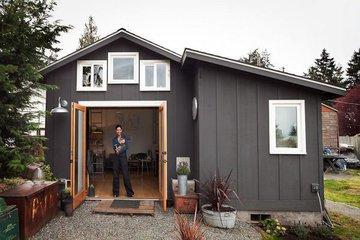 Преобразование гаража в мини-квартиру