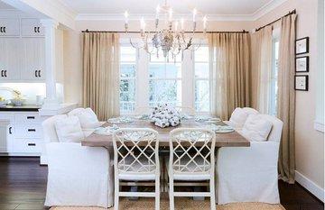 Дизайн столовой: как создать атмосферу гостеприимства