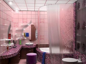 Три ошибки при ремонте ванной комнаты