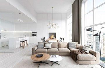 Три шага оформления дома в стиле минимализм