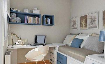 Как организовать рабочее пространство в небольшом помещении