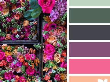 Цвет - это настоящее психотронное оружие. Используйте его умело!