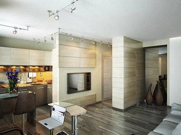 Идеальные ремонты квартир-студий