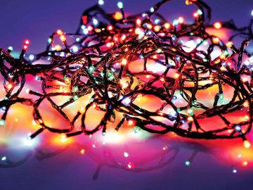 Специалисты рассказали, как правильно выбрать новогоднюю гирлянду