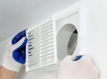 Как легко и просто очистить или заменить вентилятор в ванной