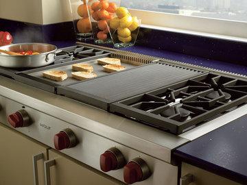 Кухонная плита - выбираем оптимальный вариант