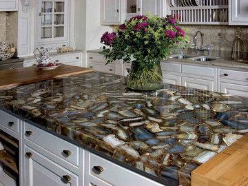Выбираем столешницу для кухонного гарнитура
